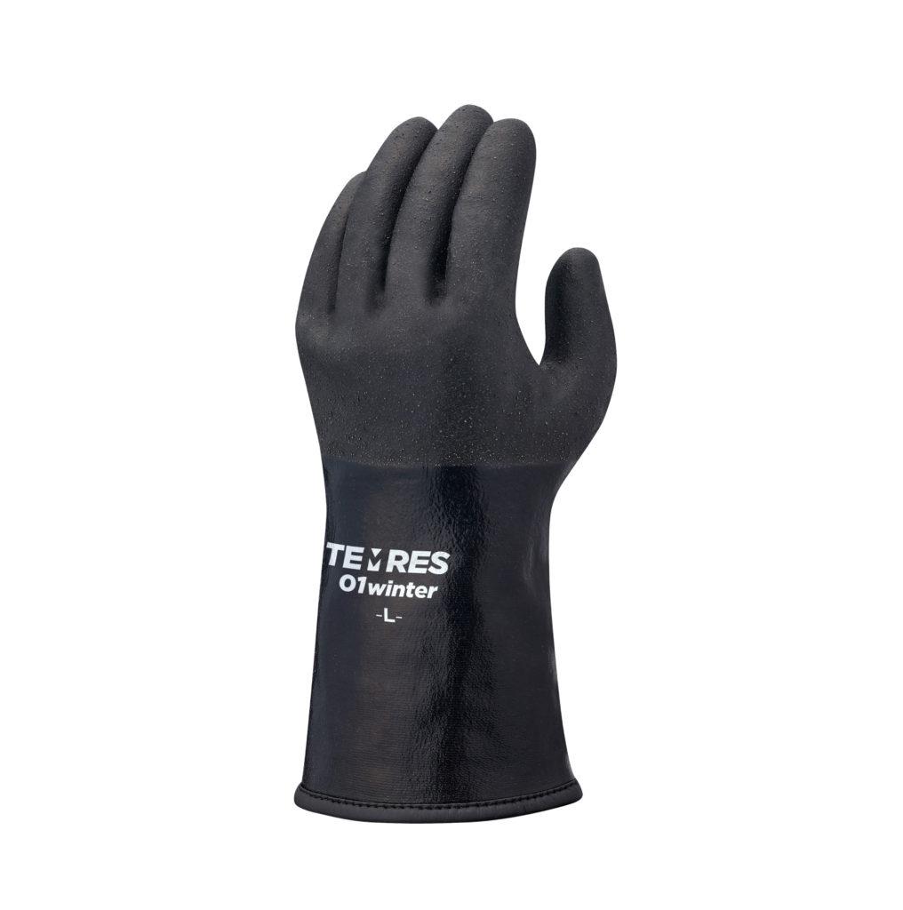 スノボ グローブ コスパ TEMRES 01winter テムレス ブラック