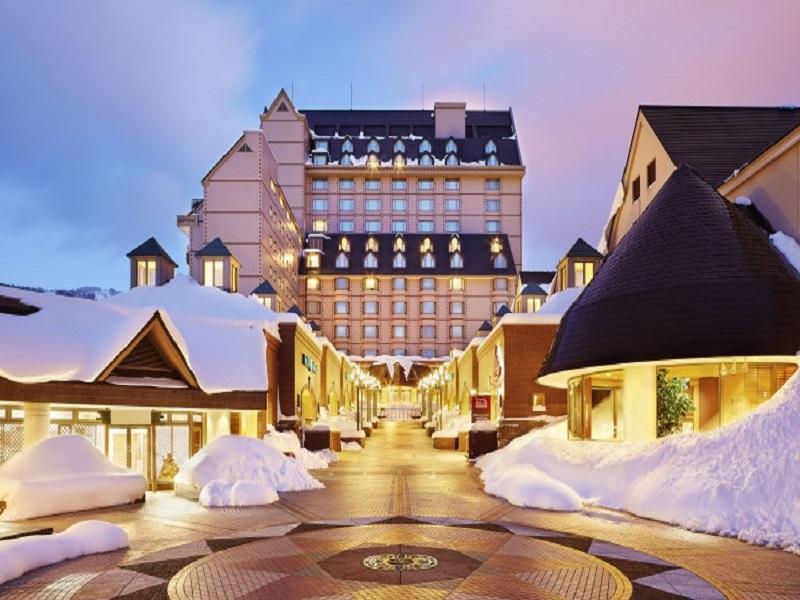 リゾートバイト(リゾバ)北海道 キロロスキー場でリゾバ体験2019-2020